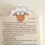 DIY: Süße Schaf-Lesezeichen ( + Printable)
