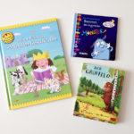 Lieblingsbücher der Prinzessin im Juli