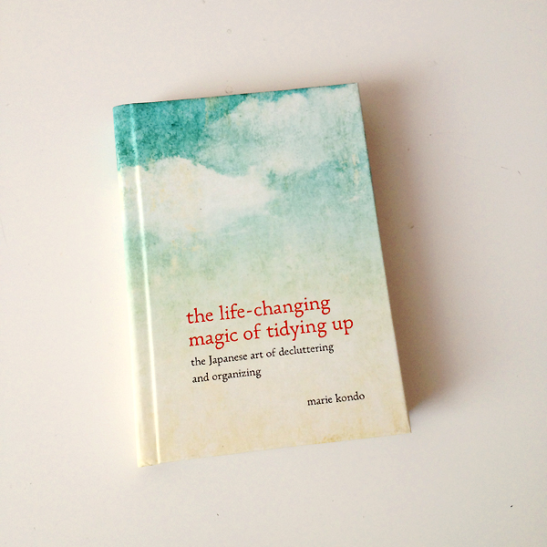 Gelesen: 'The Life-Changing Magic Of Tidying Up' & meine Aufräum-Aktion