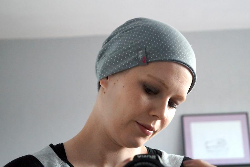 Kurzhaarfrisur nach chemo