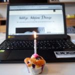Blog-Geburtstag - klitze-kleine Dinge wird 1 Jahr alt! {Plus Freebie}