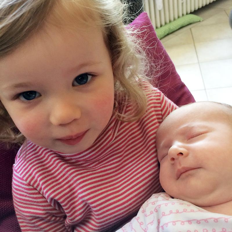 klitze-kleine Dinge | Das Leben als Zwei-Kind-Mama