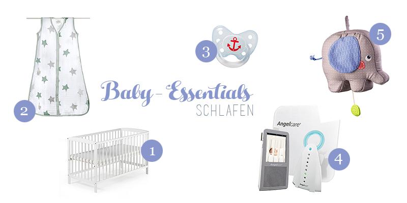 Baby-Essentials: Wickeln, Pflegen & Schlafen