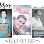 Gelesen: 3 Bücher über Krebs