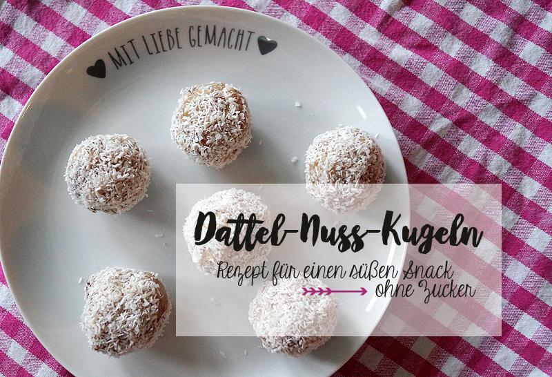 Rezept: Dattel-Nuss-Kugeln