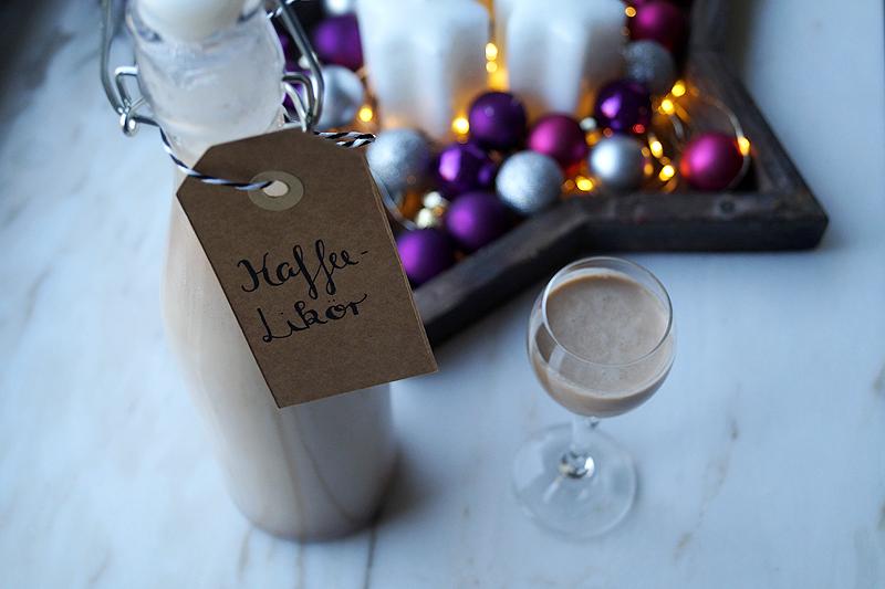 geschenke aus der k che selbstgemachter kaffee lik r klitze kleine dinge. Black Bedroom Furniture Sets. Home Design Ideas