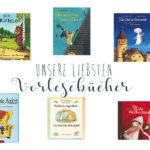Vorlesetag: Unsere liebsten Vorlesebücher
