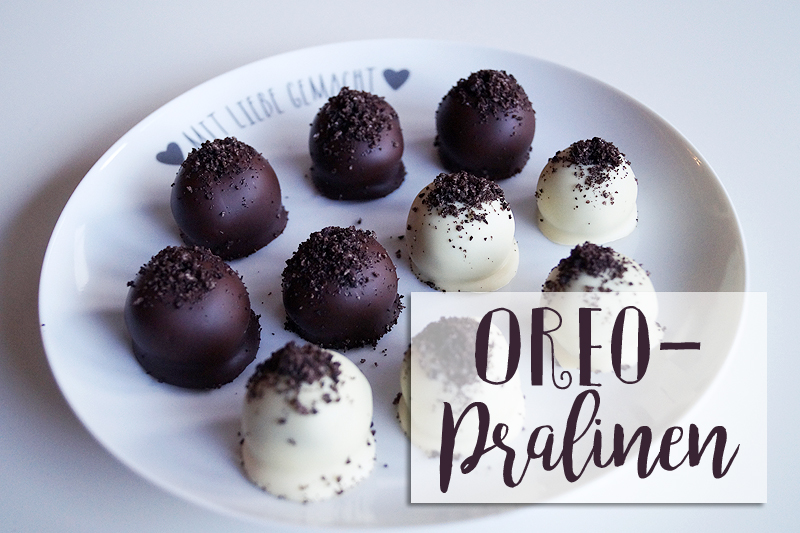 Oreo-Pralinen