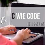 {Blogger ABC} C wie Code - HTML, CSS & Co.