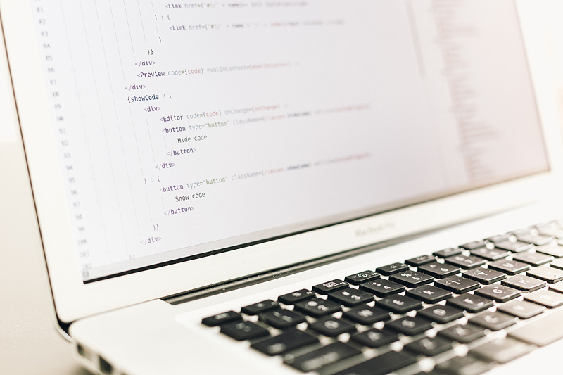 {Blogger ABC} C wie Code
