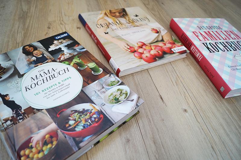 Kochbücher für Familien - Teil 1
