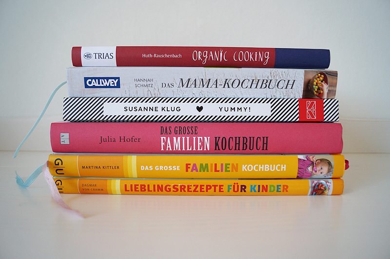 Die besten Kochbücher für Familien - Teil 1