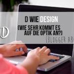 {Blogger ABC} D wie Design
