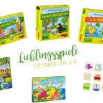 Lieblingsdinge: Spiele für Kleinkinder