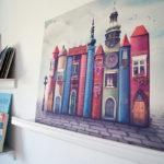Neue Deko im Kinderzimmer - mit Bildern von Posterlounge {+ Verlosung}