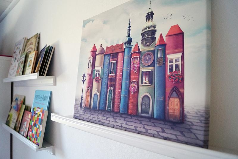 Neue Deko im Kinderzimmer – mit Bildern von Posterlounge {+ Verlosung}