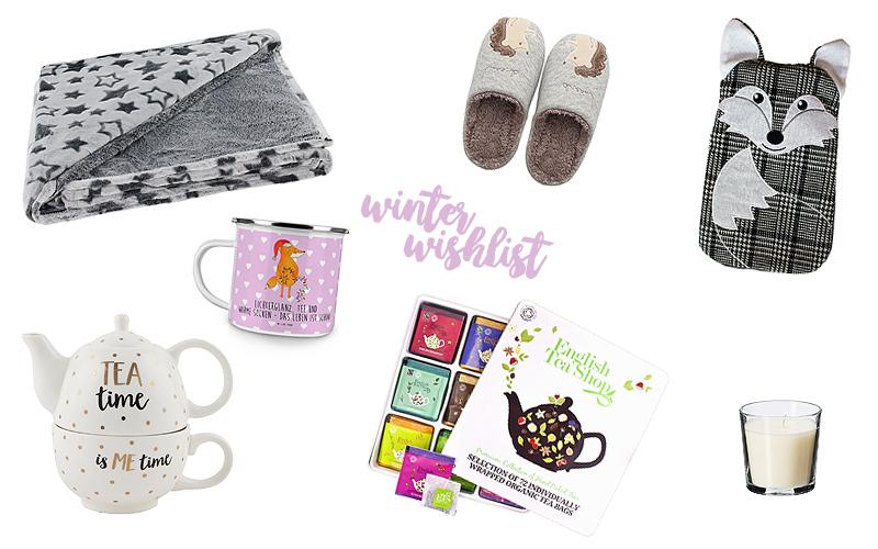 Winter-Wunschliste