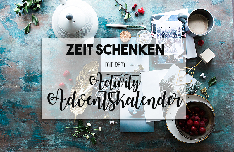 zeit schenken mit dem activity adventskalender free printable klitze kleine dinge. Black Bedroom Furniture Sets. Home Design Ideas