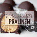 Rezept: Erdnussbutter-Pralinen