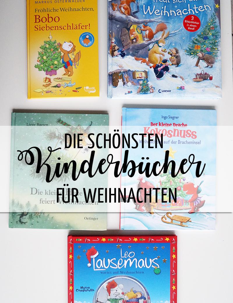 Weihnachtsbücher für Kinder