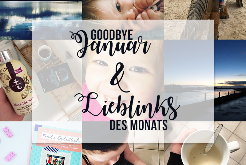 Goodbye Januar & Lieblinks des Monats | klitzekleinedinge