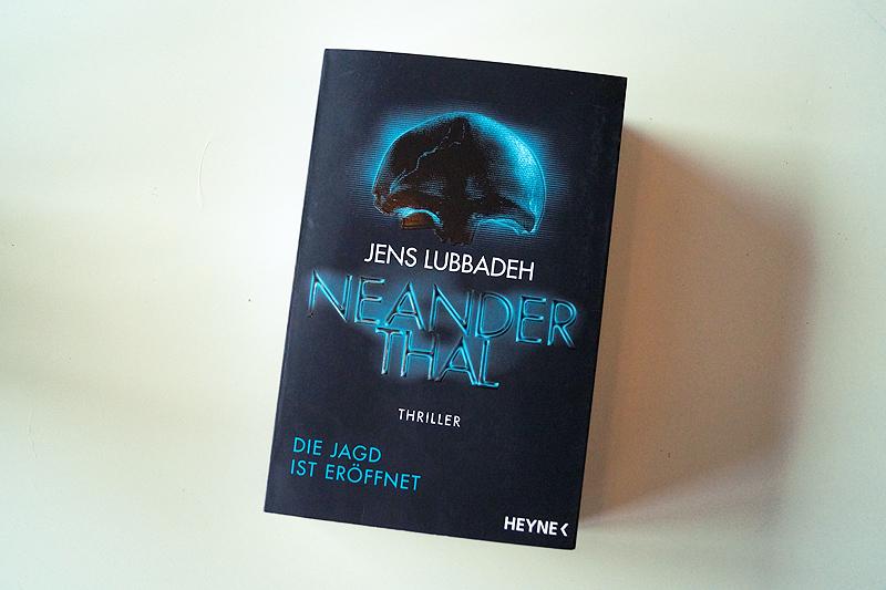 Gelesen: Neanderthal von Jens Lubbadeh {Rezension}