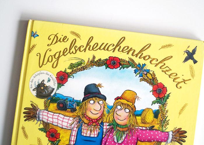 Kinderbuchliebling | Die Vogelscheuchenhochzeit von Axel Scheffler