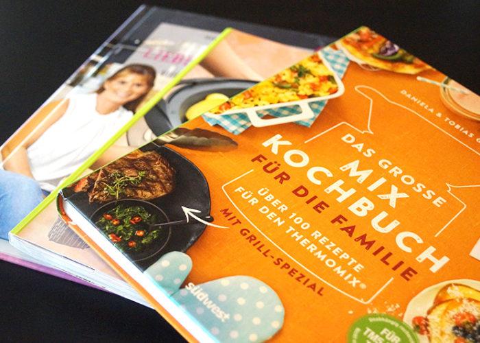 Die besten Kochbücher für den Thermomix | klitzekleinedinge