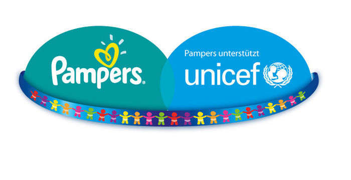 Leben retten mit Pampers für UNICEF