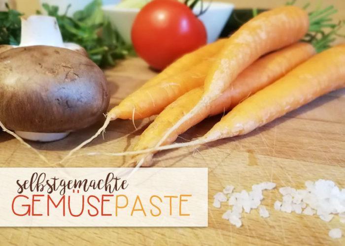 Rezept | selbstgemachte Gemüsepaste | Thermi-Tuesday | klitzekleinedinge