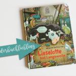 Kinderbuchliebling | Lieselotte hat Langeweile