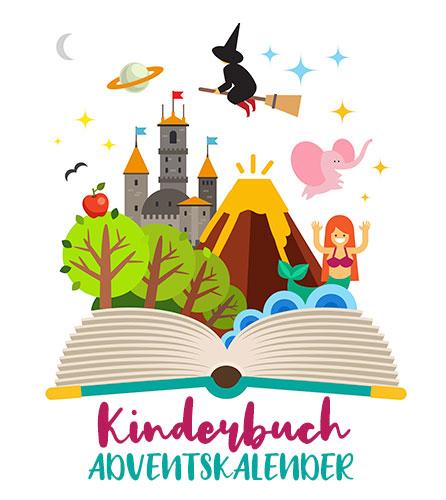 Der große Kinderbuch-Adventskalender | klitzekleinedinge