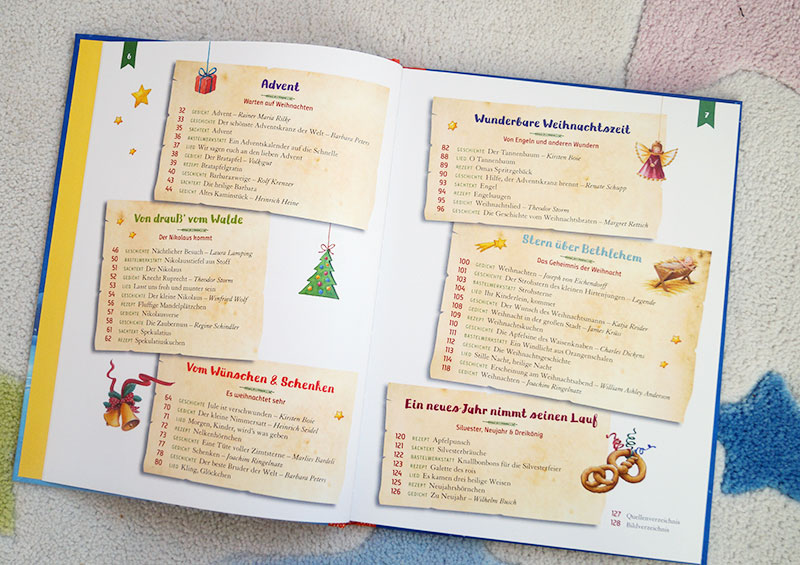 Kinderbuch-Adventskalender | 1. Dezember | Morgen, Kinder, wird's was geben