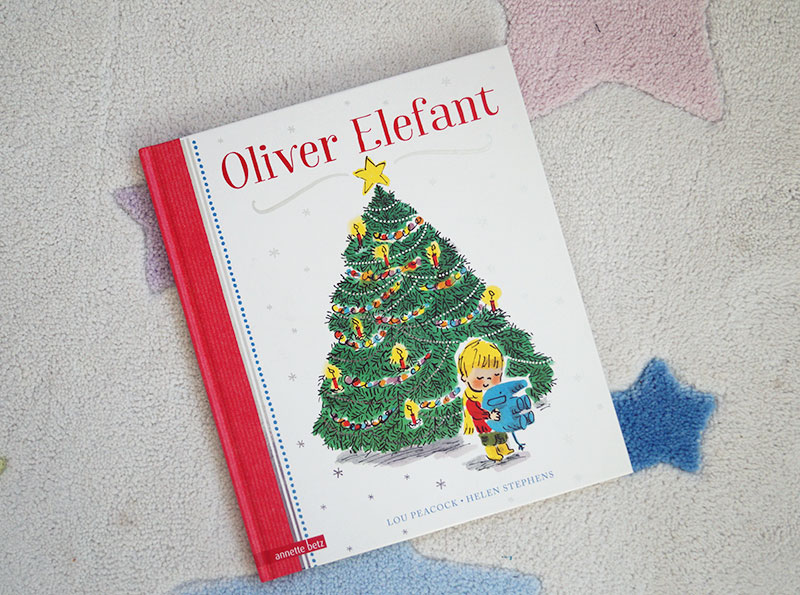Kinderbuch-Adventskalender   7. Dezember   Oliver Elefant