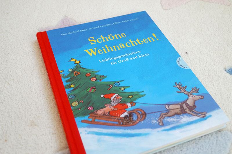 Kinderbuch-Adventskalender | 2. Dezember | Schöne Weihnachten!