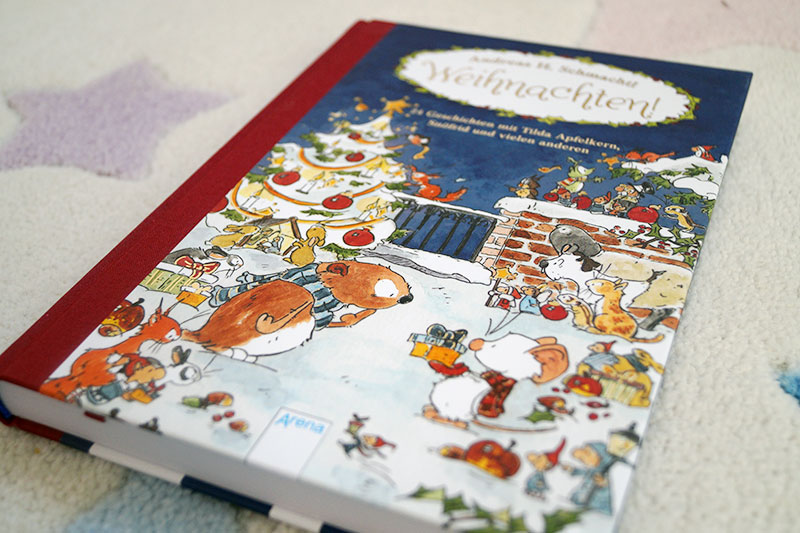Kinderbuch-Adventskalender | 1. Dezember | Weihnachten!