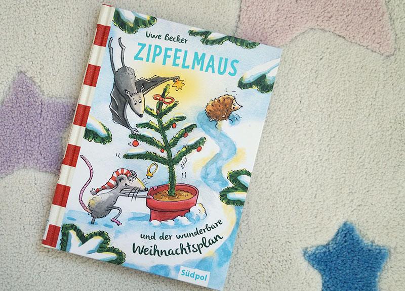 Kinderbuch-Adventskalender | 4. Dezember | Zipfelmaus