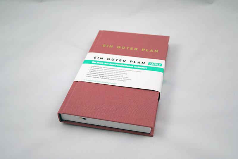 Ein guter Plan Family | Kalender 2019 | Familienplaner