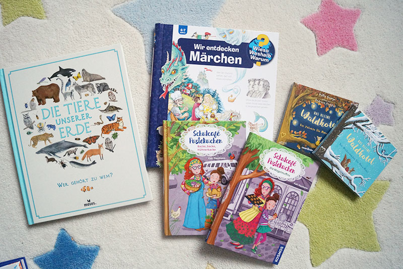 Kinderbuch-Adventsklalender | klitzekleinedinge