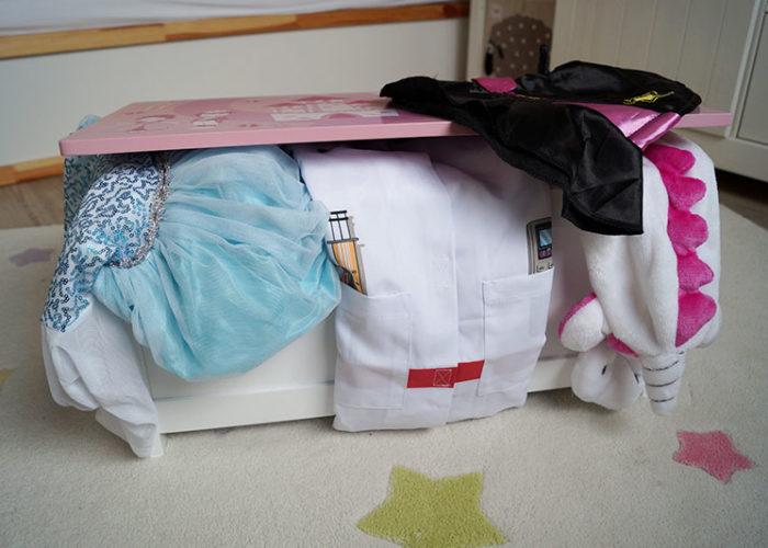 Verkleidungskiste für Kinder