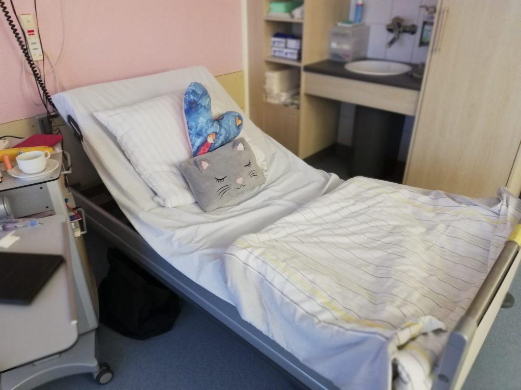 Mein Kurztrip ins Krankenhaus