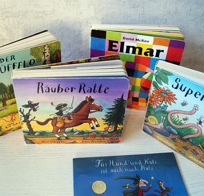 Kinderbuchwoche 2020 | Kinderbuchklassiker