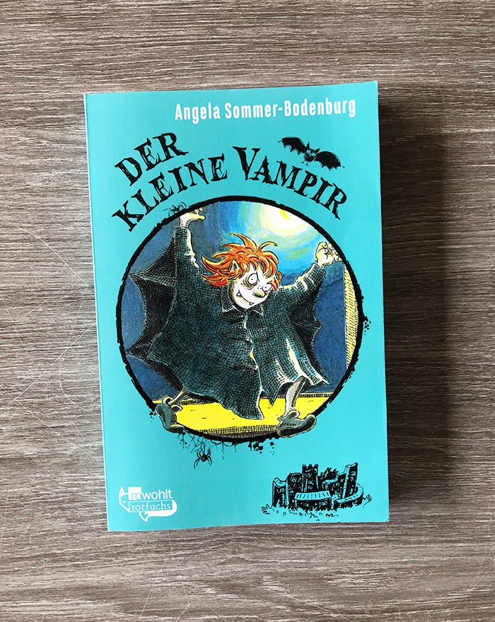Kinderbuchliebling | Der Kleine Vampir | klitzekleinedinge