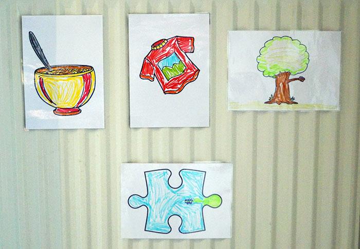 Corona-Ferien | Der flexible Tagesplan für Kindergartenkinder | klitzekleinedinge