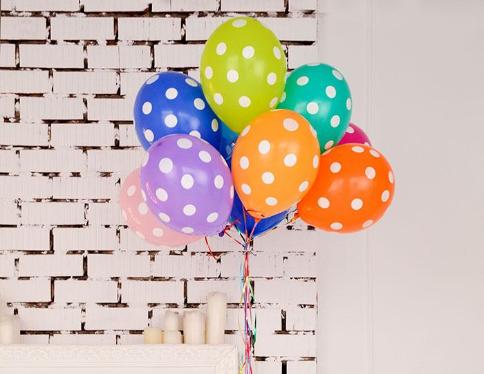 klitzekleinedinge hat Geburtstag! | Luftballons