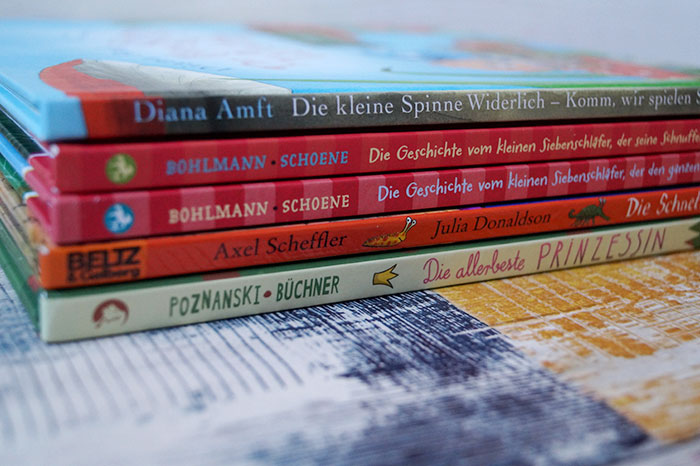 Weltkinderbuchtag | Kinderbücher ab 4 Jahren | klitzekleinedinge