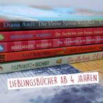 Weltkinderbuchtag | Unsere aktuellen Lieblingsbücher für Kinder ab 4 Jahren