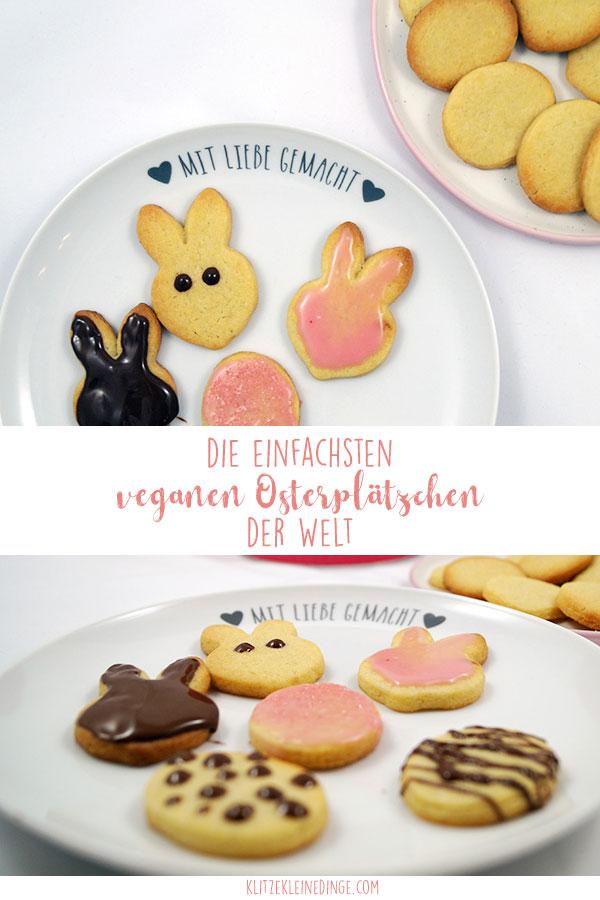 Die einfachsten Plätzchen der Welt | Backen mit Kindern für Ostern