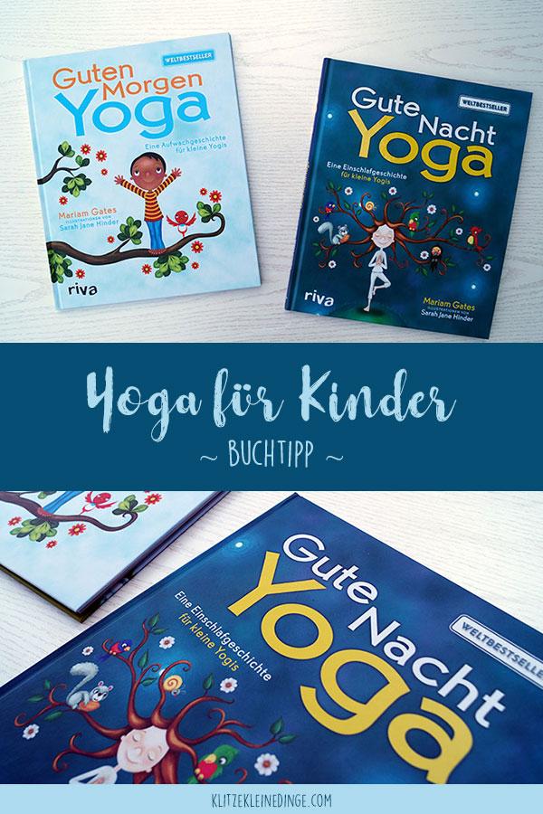 Buchtipp | Yoga für Kinder