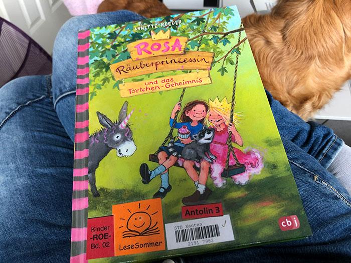 12 von 12 im Mai | Kinderbuch